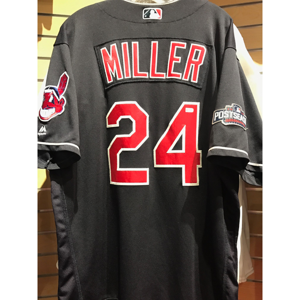 various colors 93208 56a6e MLB Auctions | Andrew Miller (ALCS MVP) Game-Worn Jersey ...
