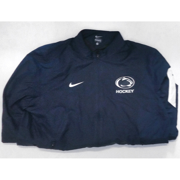 Photo of Penn State Men's Hockey Half-Zip Pullover (Size XL, Like New)
