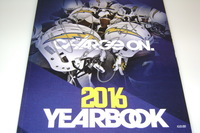 CHARGERS - MELVIN INGRAM SIGNED 2016 CHARGERS YEARBOOK