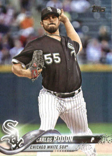 Photo of 2018 Topps #264 Carlos Rodon