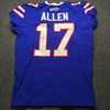 Bills - Josh Allen Signed Jersey Size 44