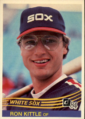 Photo of 1984 Donruss #244 Ron Kittle