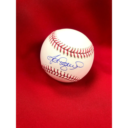 Photo of Jose Oquendo Autographed Baseball