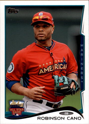 Photo of 2014 Topps Update #US151 Robinson Cano
