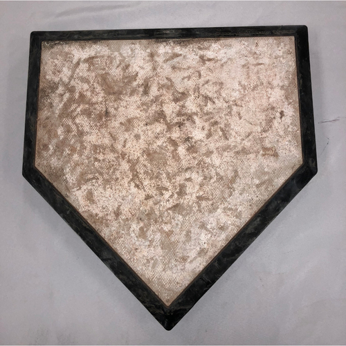 Photo of Blue Jays at Red Sox September 26, 2017 Game-Used Home Plate