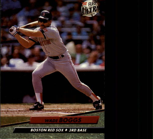 Photo of 1992 Ultra #311 Wade Boggs