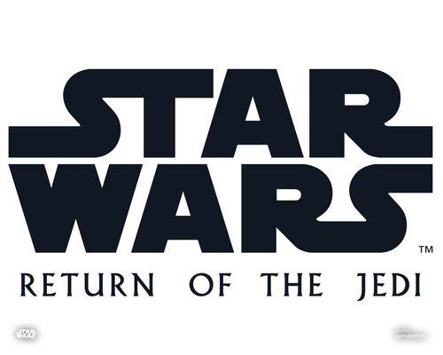 Star Wars: Return of the Jedi Logo
