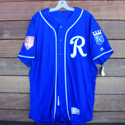 Photo of Team-Issued Jersey: Hernandez (Size 48)