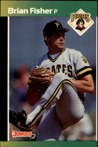 Photo of 1989 Donruss #126 Brian Fisher