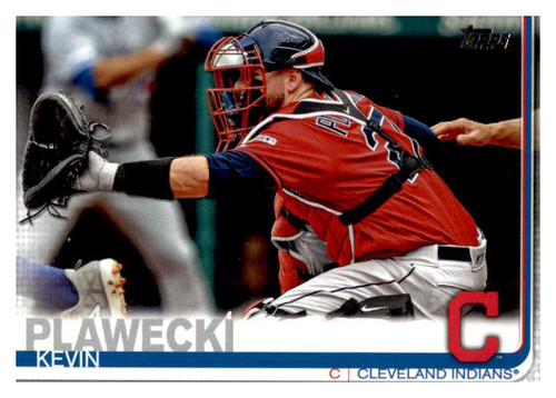 Photo of 2019 Topps Update #US225 Kevin Plawecki