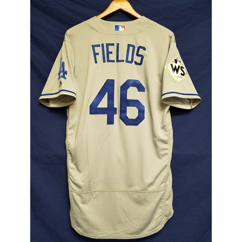 Photo of Joshua Fields 2017 Road World Series Team-Issued Jersey