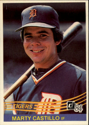 Photo of 1984 Donruss #247 Marty Castillo