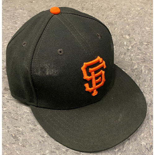 Photo of 2019 Team Issued Regular Season Cap - #40 Madison Bumgarner - Size 7 1/2