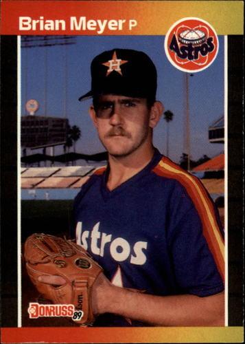 Photo of 1989 Donruss #640 Brian Meyer
