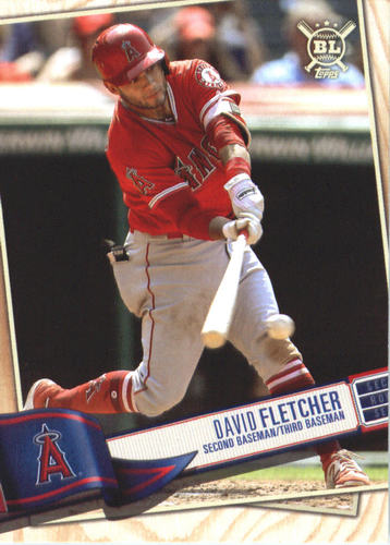 Photo of 2019 Topps Big League #10 David Fletcher