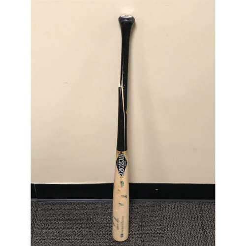 Photo of Nick Ahmed 2020 Team-Issued Broken Bat