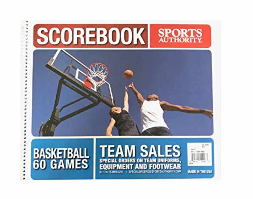 Photo of Basketball Scorebook