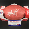 NFL - Saints Alvin Kamara Signed Authentic Football W/ 100 Seasons