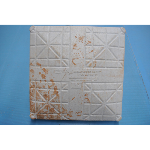 Photo of Game-Used 3rd Base - Innings 1-3 - CHC at PIT 9/23/20