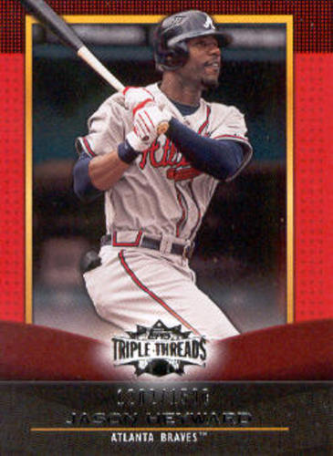 Photo of 2011 Topps Triple Threads #25 Jason Heyward