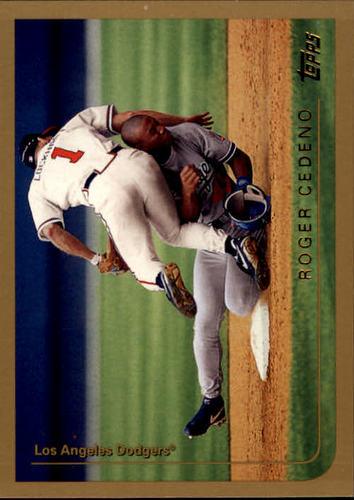 Photo of 1999 Topps #71 Roger Cedeno