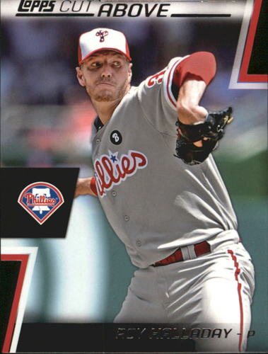 Photo of 2012 Topps A Cut Above #ACA18 Roy Halladay