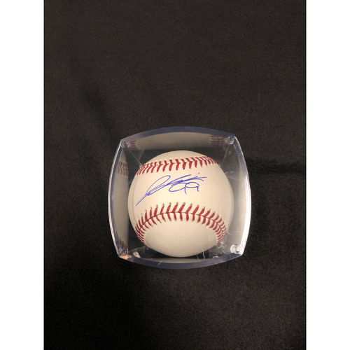Photo of Hyun-Jin Ryu Authentic Autographed Baseball