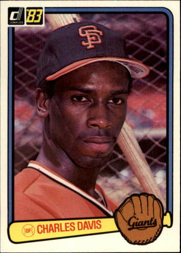 Photo of 1983 Donruss #348 Chili Davis