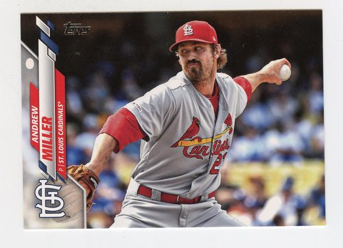 Photo of 2020 Topps #254 Andrew Miller