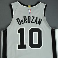 DeMar DeRozan - San Antonio Spurs - Game-Worn Statement Edition Jersey - NBA Mexico Games - 2019-20 NBA Season