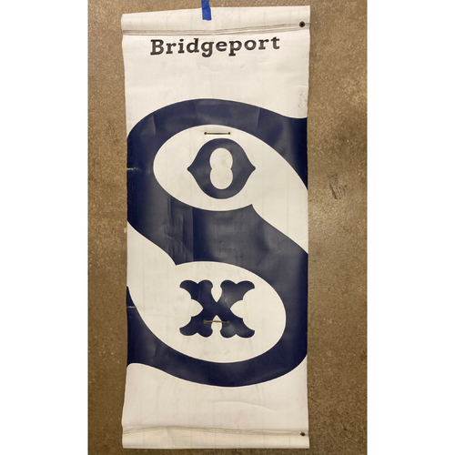 Photo of White Sox 1936 Home Logo Banner - NOT MLB Authenticated
