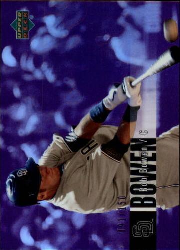 Photo of 2006 Upper Deck Special F/X Purple #780 Rob Bowen /150
