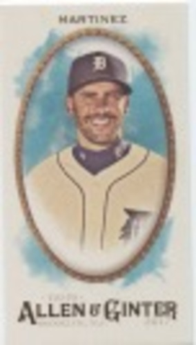 Photo of 2017 Topps Allen and Ginter Mini #68 J.D. Martinez