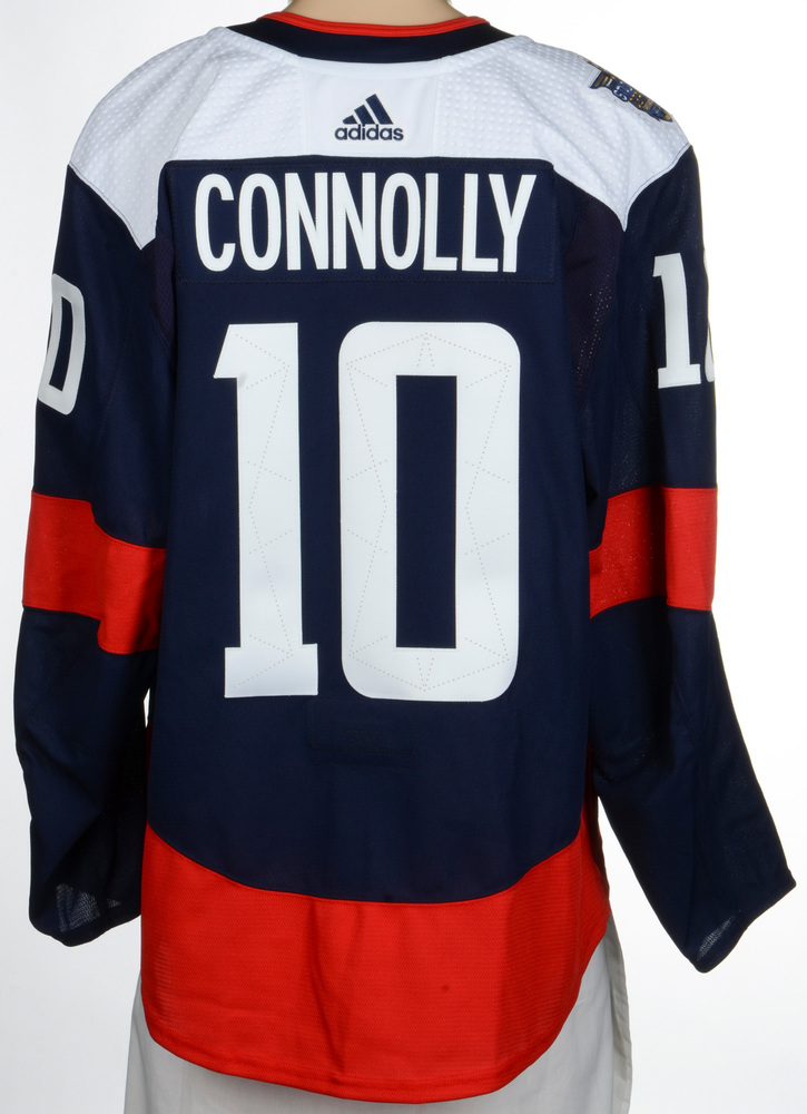 Brett Connolly Washington Capitals Game-Worn 2018 NHL Stadium Series Jersey