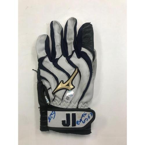 Photo of Autographed Jose Iglesias Batting Glove