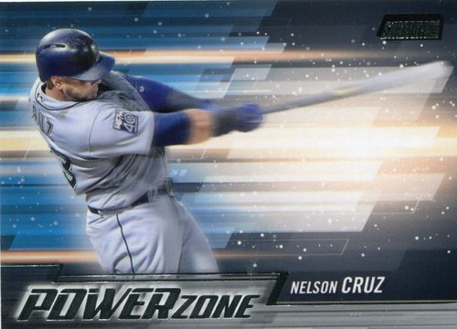 Photo of 2018 Stadium Club Power Zone #PZNC Nelson Cruz