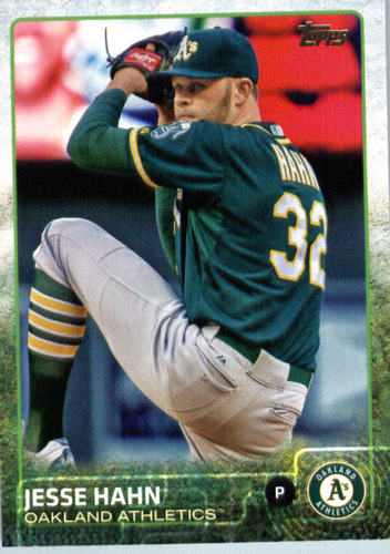Photo of 2015 Topps Update #US203 Jesse Hahn