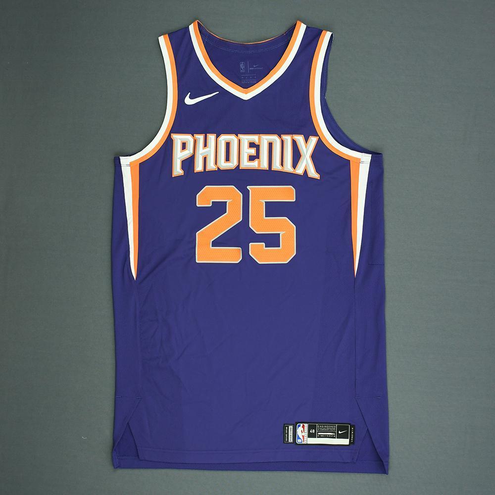 new arrivals de769 92a0c Mikal Bridges - Phoenix Suns - 2018 NBA Draft - Autographed ...