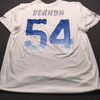 PCF - Giants Olivier Vernon NFC Practice Used Pro Bowl 2019 Shirt Size XXL