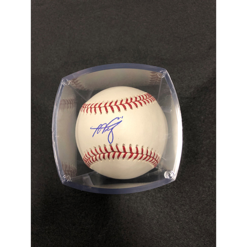 Photo of Alex Verdugo Authentic Autographed Baseball