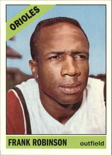 Photo of 2016 Topps Berger's Best Series 2 #BB21966 Frank Robinson