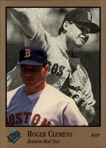 Photo of 1992 Studio #132 Roger Clemens