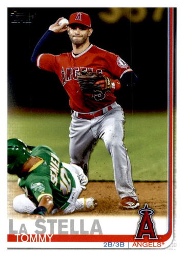 Photo of 2019 Topps Update #US29 Tommy La Stella