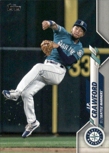 Photo of 2020 Topps #263 J.P. Crawford