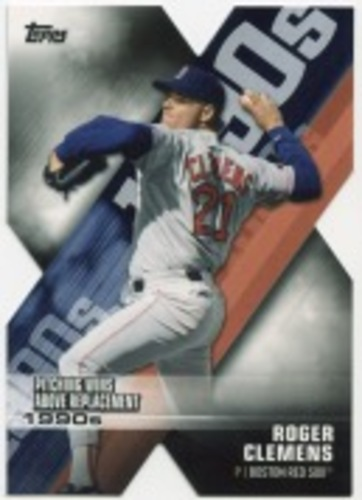 Photo of 2020 Topps Decade of Dominance #DOD6 Roger Clemens