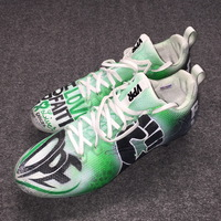 MY CAUSE MY CLEATS - EAGLES JALEN MILLS GAME WORN CUSTOM CLEATS (DECEMBER 3, 2017)