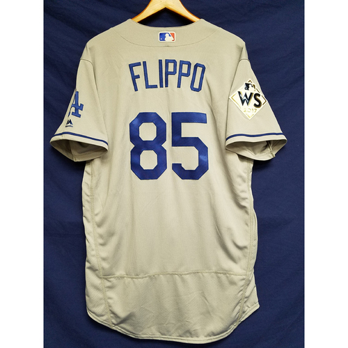 Photo of Rob Flippo 2017 Road World Series Team-Issued Jersey