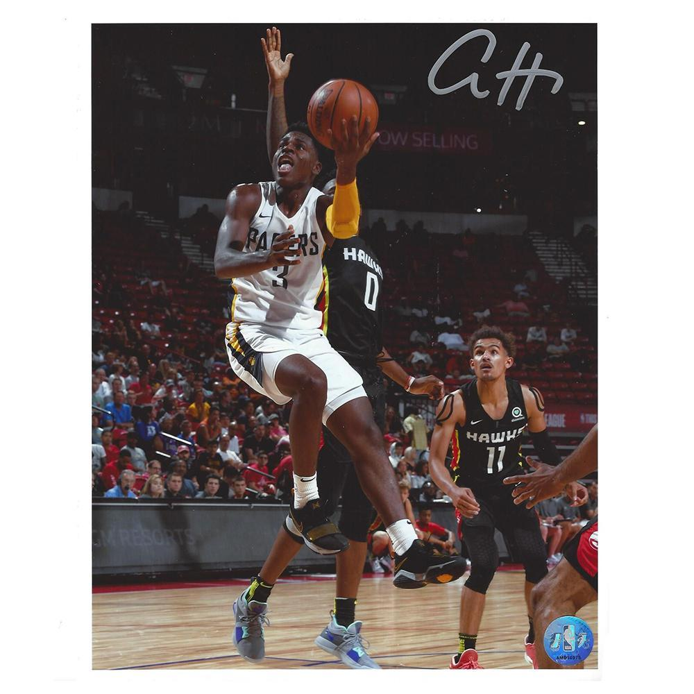 Aaron Holiday - Indiana Pacers - 2018 NBA Draft Class - Autographed Photo