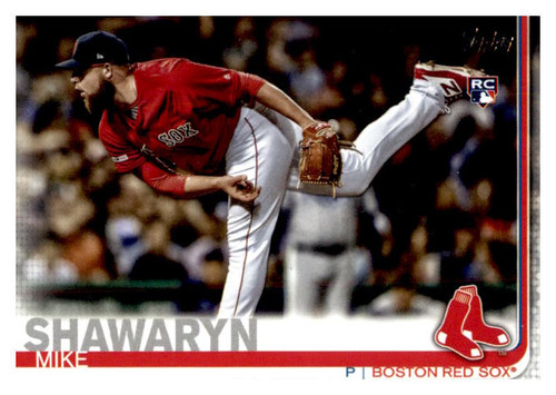 Photo of 2019 Topps Update #US231 Mike Shawaryn RC