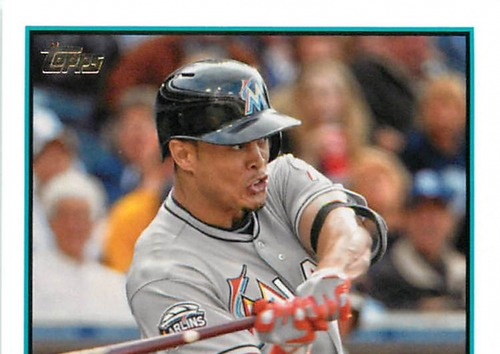 Photo of 2012 Topps Update #US129 Giancarlo Stanton